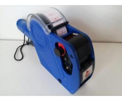 Etiquetadora Manual De Preços Com 8 Dígitos E Tinteiro - Imagem 5/6
