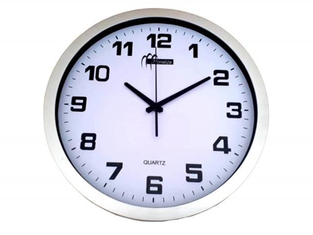 Relógio de Parede Grande 37cm X 37cm - 2/2