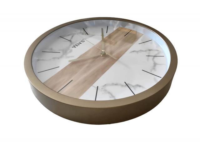 Relógio de Parede Dourado - 2/2
