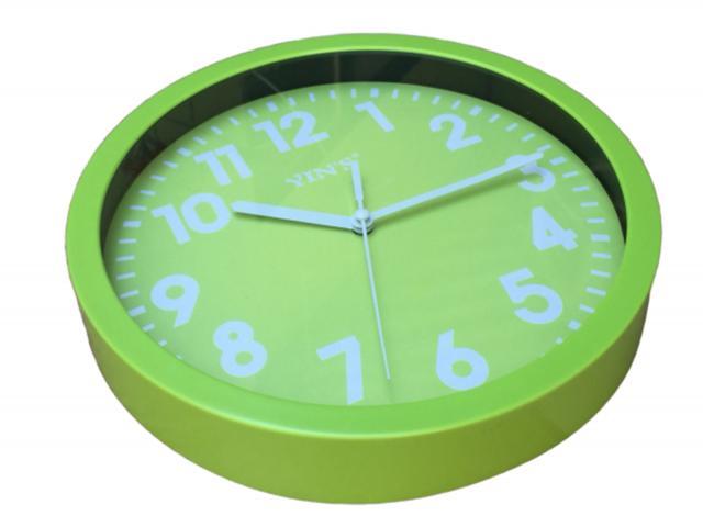 Relógio De Parede Estilo Moderno 25 cm x 25 cm - 2/2