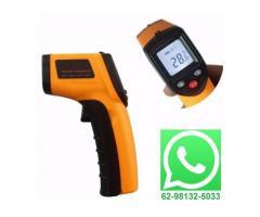 Termômetro Laser Digital Infravermelho infra-red -50° a 380°C uso geral