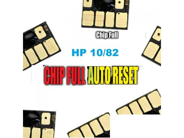 Chip full compativel com hp 10 82 - 1/3