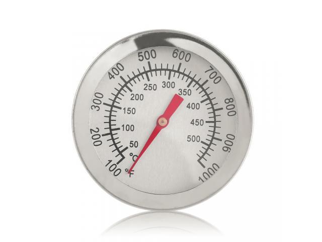 Termômetro Analógico com Haste 50º C a 500ºC - 3/3