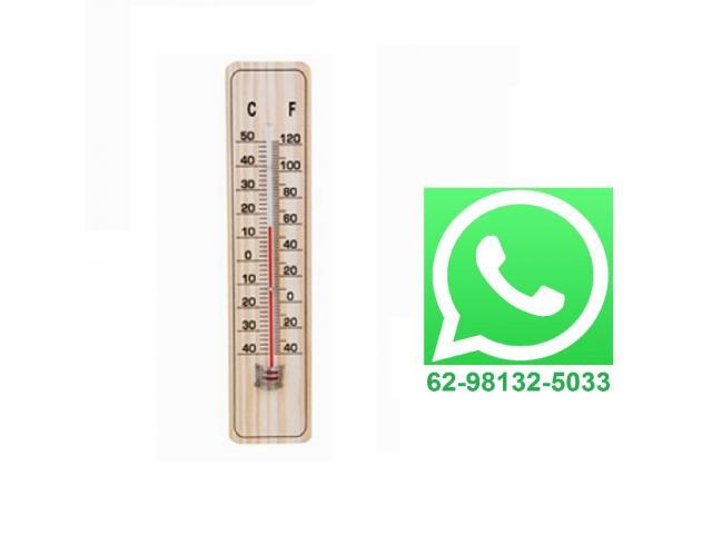 Termômetro de Parede Ambientes Sauna etc - 1/1