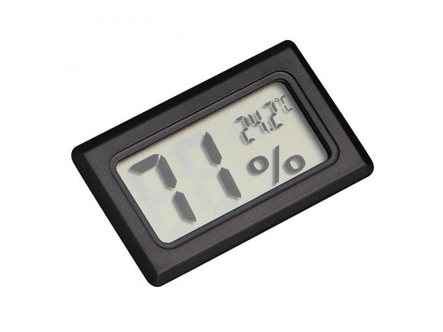Termômetro Higrômetro Termohigrometro Digital - 2/2