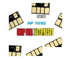 Chip full compativel com hp 10 82
