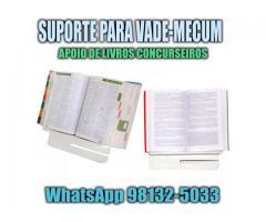 Suporte de Livros para Leitura - Suporte Vade Mecum Concurso Concurseiros - Imagem 5/5