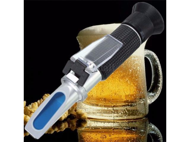 Refratômetro Brix/SG Fabricar Cerveja Caseira - Cervejeiro - 2/3