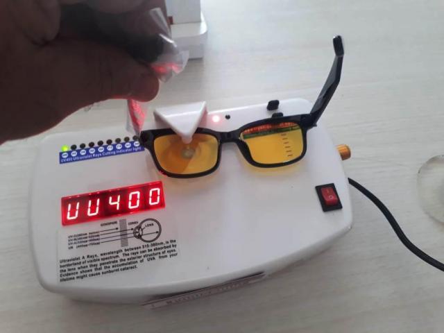 Óculos Contra Insônia - Escuridão virtual - Blue Ray Blocker - Escuridão Virtual - 2/3