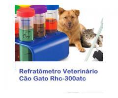 Refratômetro Veterinário Cães & Gatos Análise Urina na hora - Imagem 3/5