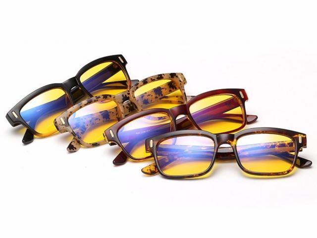 Óculos  Anti Luz Azul Escuridão Virtual - Blue Ray Blocker - 4/5