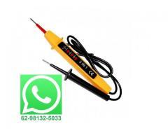 Caneta Teste de Voltagem 3 em 1 - Verificador de Voltagem