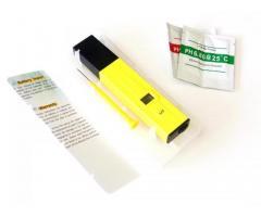 Medidor Digital de PH - Água, Líquidos, Aquário, Hidroponia etc