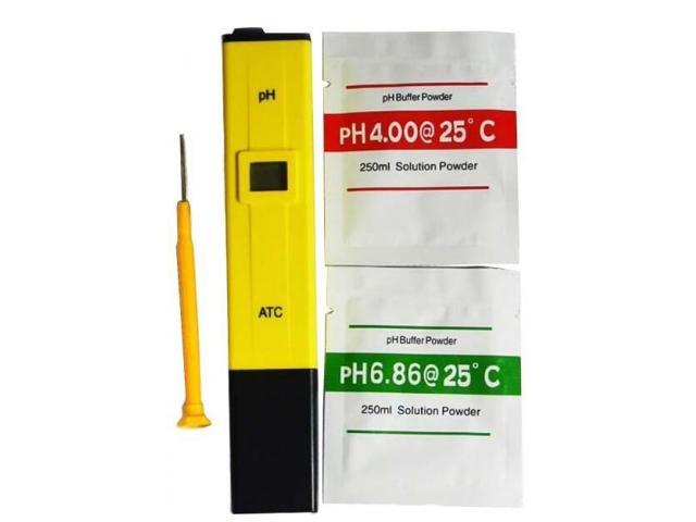 Medidor Digital de PH - Água, Líquidos, Aquário, Hidroponia etc - 2/3