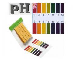 Fita de Medir PH - Medidor de PH com 80 tiras