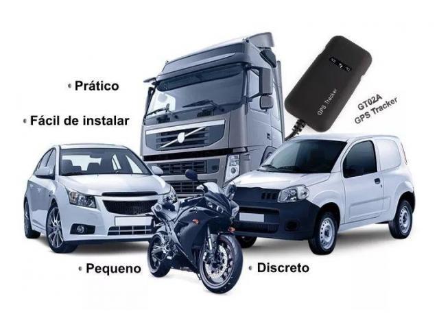Rastreador Gps  Carro Moto Caminhão Sem Mensalidade - 3/6