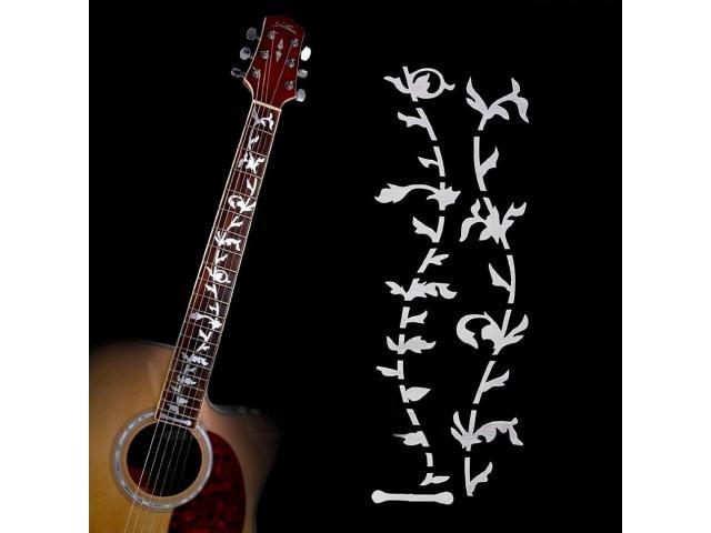 Adesivo para Braço Escala de Violão Guitarra - 2/3