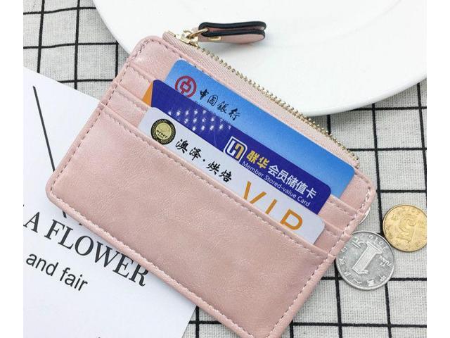Carteira Case Porta Cartão Crédito Fina Slim Com Porta Moedas - 2/5