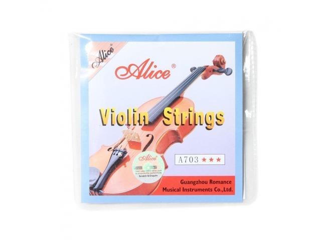 Jogo de Corda para Violino - 3/3
