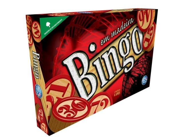 Jogo de Bingo - 2/3