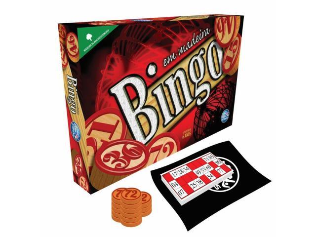 Jogo de Bingo - 3/3
