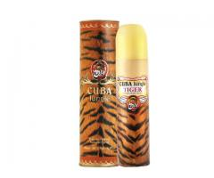 Perfume Cuba Feminino 100mls - Heartbreaker, Zebra, Tiger