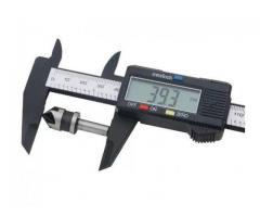 Paquímetro Digital Fibra de Carbono