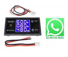 Voltímetro Digital Amperímetro Watt Medidor De Potência - Imagem 1/2
