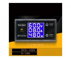 Voltímetro Digital Amperímetro Watt Medidor De Potência