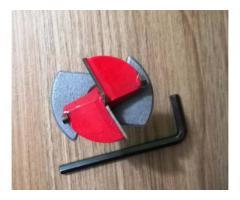 Broca Gabaritada para Dobradiça 35 mm