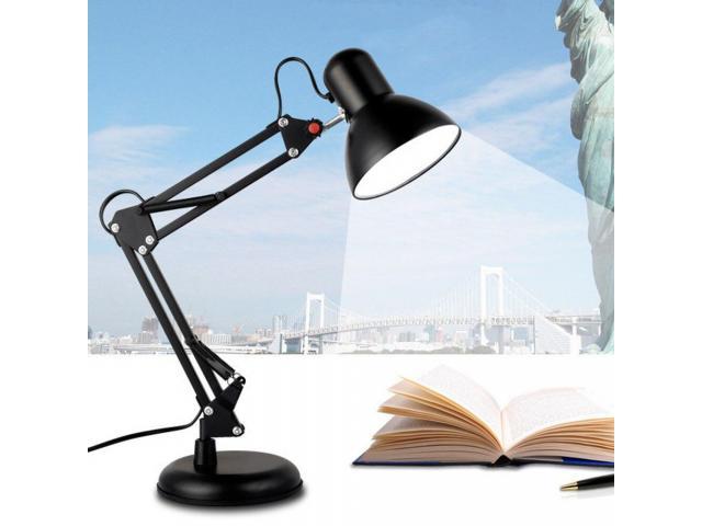 Luminária Articulada de Mesa com Base e Grampo Escritório Estudos Estilo Pixar - 2/6