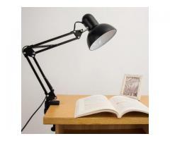 Luminária Articulada de Mesa com Base e Grampo Escritório Estudos Estilo Pixar - Imagem 4/6