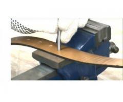 Vazador Manual para Couro de 2.5 a 10mm Kit 9 Peças