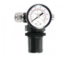 Regulador de Ar para Compressor 12 bar 0 a 180psi
