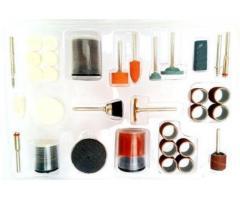 Jogo de Acessórios para Micro Retífica - Kit com 105 pcs