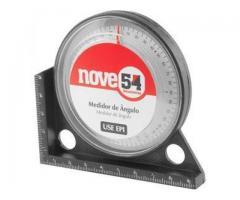 Medidor de Ângulo com Base Magnética
