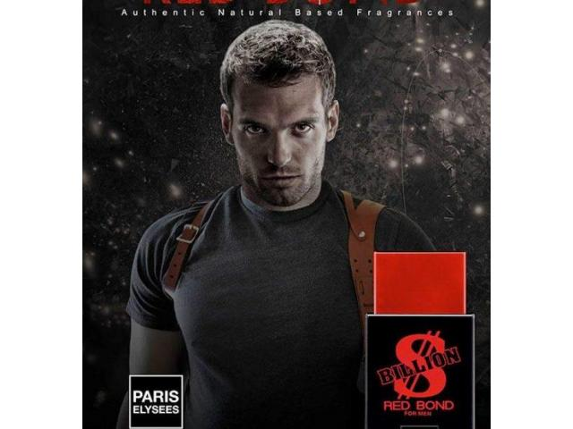 Perfume Masculino Paris Elysees original 100ml - 2/3