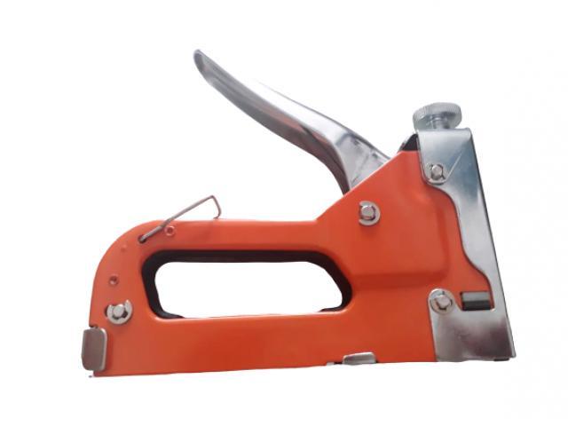 Grampeador Manual com Ajuste de Pressão + Caixa - 3/3