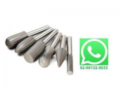 Lima Rotativa Metal Fresar Desbastar Arestas Jogo com 6 Pcs