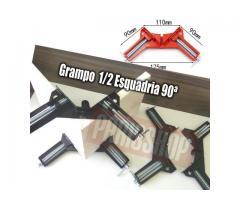 Grampo Sargento Angular 90 Graus - Kit com 4 Grampos - Imagem 4/5