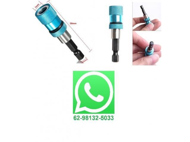 Prolongador Magnético para Bits Drywall e Outros - 1/3