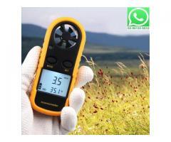 Anemômetro Medidor Vento e Temperatura Digital Portátil - Imagem 1/2