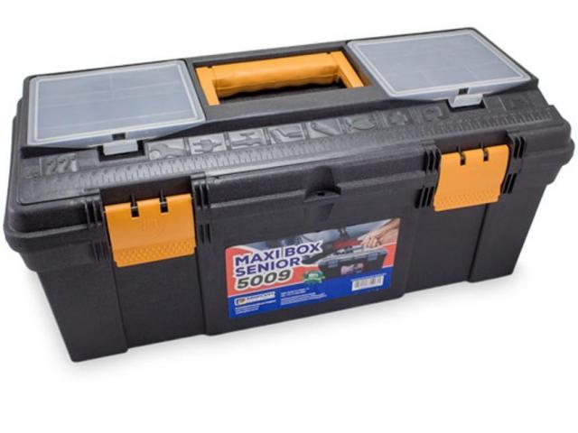 Caixa Box para Ferramentas Multi Uso - Caixa Organizadora - 2/2