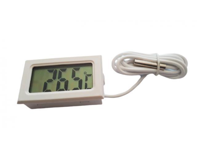 Termômetro Digital com Sonda - 1/2