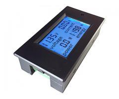 Voltímetro DC Wattímetro Amperímetro 4 em 1 6.5V a 100VDC 100A PZEM-051 - Imagem 5/5