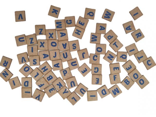 Jogo Conhecendo as Letras - 4/4