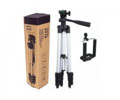 Tripé Para Câmera Celular 1,02 M aluminio Universal Telescópico