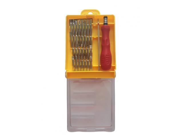 Kit Chave de Precisão com 32 Peças - Celulares Notebook etc - 1/3