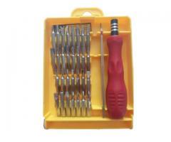 Kit Chave de Precisão com 32 Peças - Celulares Notebook etc - Imagem 2/3