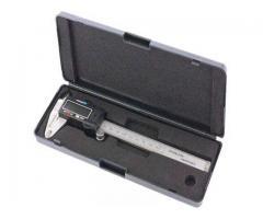 Paquímetro Digital Aço Inox 150mm + Estojo